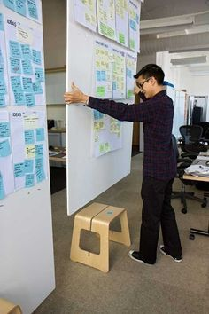 Image result for makeshift stage at coworking