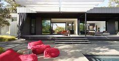 A Prefab Mid Century Modern Inspired Weekend Home