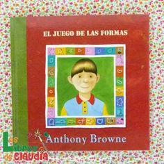 El juego de las formas de Anthony Browne. Fondo de Cultura Económica