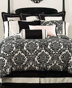 Waterford Bedding, Lisette Collection - not sure about these prints but i'm drawn to explore them