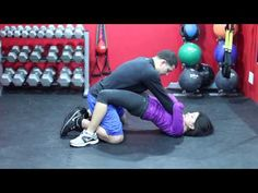 Womens Self Defense: Level 1 - Choke Escape - YouTube Bjj has excellent self defense tactics.  They don't show a lot on here.  Take a class.