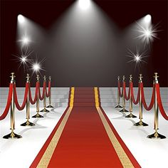 Red Carpet Wedding Photography Backdrops Vinyl Backdrop For Photography Sparkle Star Hollywood Background For Photo Studio Photography Studio Background, Studio Background Images, Stage Background, Party Background, Photography Backdrops, Photo Backdrops, Wedding Photography, Red Carpet Background, Wedding Background Images