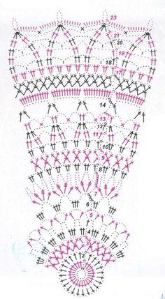 VK is the largest European social network with more than 100 million active users. Crochet Doily Diagram, Crochet Doily Patterns, Crochet Chart, Filet Crochet, Crochet Motif, Crochet Doilies, Crochet Lace, Crochet Stitches, Crochet Hooks