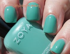 New Zoya Beach collection Wednesday! Click thru for swatches and review.