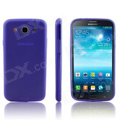 Brand: ENKAY; Quantity: 1 Piece; Color: Purple; Material: TPU; Compatible Models: Samsung Galaxy Mega 5.8 i9150 / i9152; Other Features: Made of high quality TPU; Provides best protection from scratches, dust and shocks for your cell phone; Also allows easy access to all button and ports; With anti-dust plug to protects the 3.5mm jack and charging port of your device; Packing List: 1 x Back case; http://j.mp/1lkw9QT