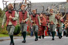 Abbotts Bromley Horn Dance