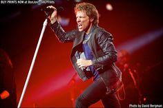 Bon Jovi at the Sprint Center in Kansas City, MO on April 13, 2013