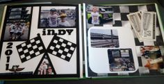 racing- indy - Scrapbook.com