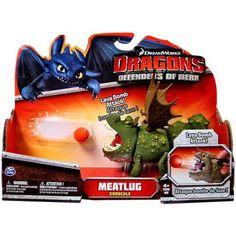 How to Train Your Dragon Meatlug Gronckle