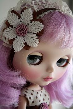 Violet's hair smelled like roses