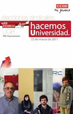Elecciones UGR 2011 - PAS Funcionario