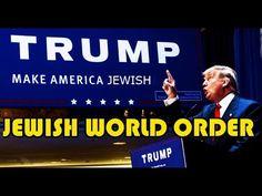 Donald Trump: Jew World Order - YouTube