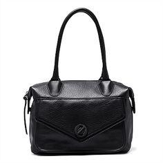 Tribute Day Bag in Black Unique Bags, Day Bag, Shoulder Bag, Handbags, Stuff To Buy, Accessories, Shoes, Black, Women