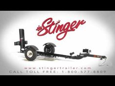 Stingertrailer.com - Stinger Folding Motorcycle Trailers