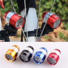 Cycling Light Power Waterproof Road MTB Mountain LED Rear Handlebar Bike Light Warning Flashlight Bicycle Accessories #Affiliate