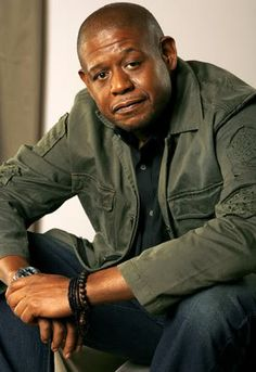 "Forest Whitaker is the 2006 Academy Awards winner for BEST ACTOR in the movie ""The Last King of Scotland"" Actors Male, Black Actors, Black Celebrities, Actors & Actresses, Celebs, Celebrity Stars, Celebrity Photos, Famous Men, Famous Faces"