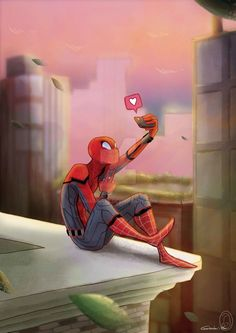 Spidey is coming back Spiderman : Homecoming Marvel Dc, Marvel Comics, Hero Marvel, Marvel Funny, Marvel Memes, Film Anime, Comic Anime, Spiderman Art, Amazing Spiderman