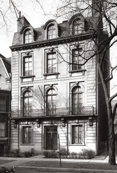 This David Adler house in Chicago, the Ryerson house---see if can do the design under top windows with brickCLR