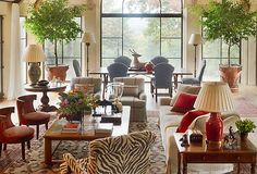 Secrets from Decorating Insider Bunny Williams: https://www.onekingslane.com/live-love-home/2012/07/bunny-williams/