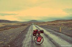Sturmtage und Regenschlacht – Radfahren in Island – BiketourGlobal