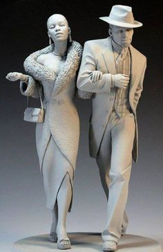 African American Fashion – Blazer and Skirt – Best Puzzles, Games, Ideas & Black Love Art, Black Girl Art, Black Is Beautiful, Art Girl, African American Fashion, African American History, African American Artwork, Sculpture Metal, Black Art Pictures