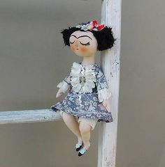 An-Ki / Frida I...bábika