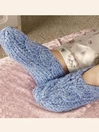 slippers knitting pattern - Google Search