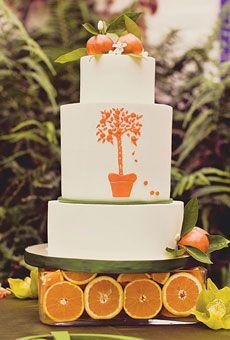 Outstanding Wedding Cake Designs | Wedding Cakes | Brides.com : Brides