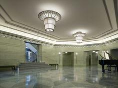 Lobby in Boman Pavilion at The Smith Center - Las Vegas, NV