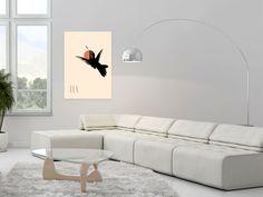 PosterFlying Bird - erhältlich auf www.klebespass.de