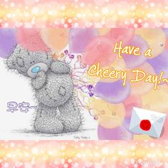 Teddy Pictures, Cute Pictures, Cute Cat Wallpaper, Tatty Teddy, Cute Teddy Bears, Spice Mixes, Friends Forever, Morning Quotes, Cartoon Characters