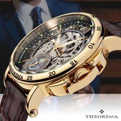 Theorema Casablanca Mechanicals