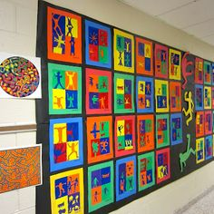 Projet Collectif - Autour de Keith Haring (2)