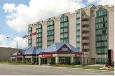 Ramada Niagara Falls, Canada - avg. WiFi client satisfaction rank 4/10. Avg. download 3.6 Mbps, avg. upload 1.0 Mbps. rottenwifi.com