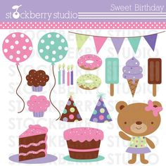 Hey, I found this really awesome Etsy listing at https://www.etsy.com/listing/70630365/sweet-birthday-animals-personal-and