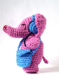Free+English+Crochet+Patterns+Amigurumi | ... that loves music? Look no further with this easy amigurumi pattern
