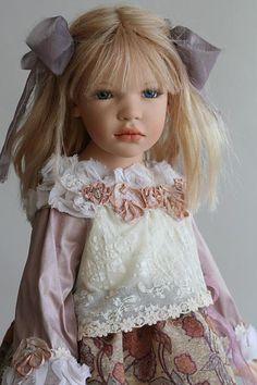 Marusia....by Doll artists Zofia and Henry Zawieruszynski