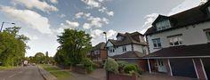 Lordswood Road , Harborne in Birmingham, West Midlands