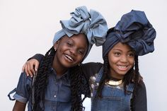 This Headwrap Lookbook Celebrates Every Woman's Beauty