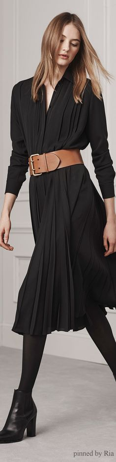 Ralph Lauren Pre Fall 2016 l women fashion outfit clothing style apparel @roressclothes closet ideas
