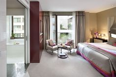 Mandarin Oriental Hotel by Wilmotte and Sybille de Margerie, Paris hotels and restaurants - http://www.smdesign.fr/
