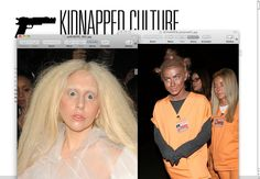 It takes A LOT to offend me and these two bitches have! Julianne Hough sporting black face dressed as Crazy Eyes from Orange is the New Black and Lady Gaga taking 'inspiration' from Albinism… what the fuck?