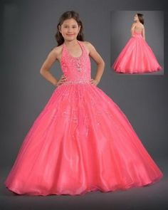 Party Time Flower Girl Dresses Style