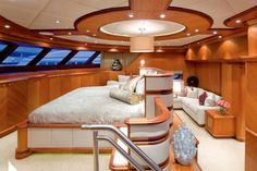 most expensive private planes in the world Private Jet Interior, Luxury Yacht Interior, Luxury Jets, Luxury Private Jets, Private Yacht, Private Plane, Luxury Yachts, Aircraft Interiors, Most Expensive