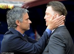 How Jose Mourinho Betrayed His Former Master With A Kiss