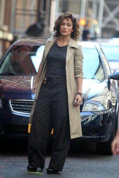 Your New Street Style Star: Jennifer Lopez