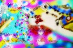 soul mates ~ crystal Art
