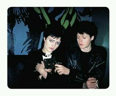 Siouxsie Sioux and Kenny Morris, Black Cat – On the Road - by Simon Barker Siouxsie Sioux, Siouxsie & The Banshees, Baby Bats, Women In Music, Patti Smith, New Romantics, Joan Jett, Cinema, Post Punk