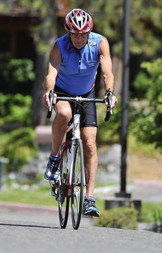 """""""Age has no limits, unless it's a finish line"""" Chicago Tribune (July 3, 2012) 84-year-old triathlete is still competing"""