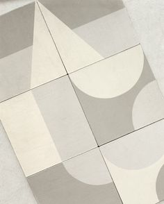 Barber & Osgerby Design New Tiles for Mutina - Design Milk Floor Patterns, Tile Patterns, Floor Design, Tile Design, Mutina Puzzle, Espace Design, Brick Flooring, Floors, Tiles Texture